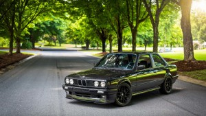 BMW E30 Car Wallpapers
