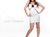 Cute Aarti Chhabria Indian actress looking hot in white dress