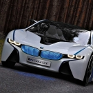 BMW i8 awesome wallpaper in HD