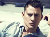 Popular American actor Channing Tatum is in emotional mood