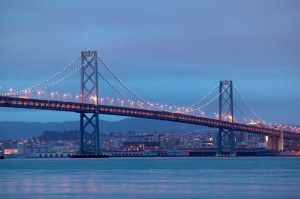 The Bay Bridge San Francisco Wallpaper