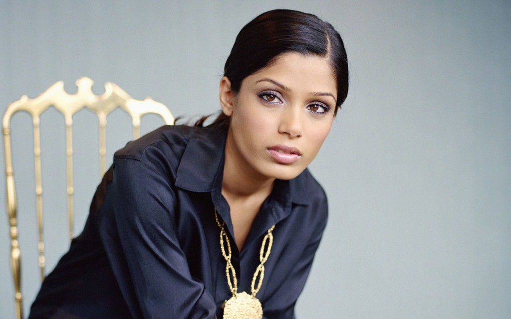 Bollywood and Hollywood actress Freida Pinto images