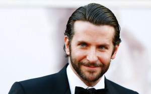 Handsome actor and producer Bradley Cooper