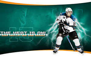 Latest Collection of Dany Heatley Wallpaper