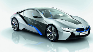 BMW i8 Concept Car Wallpapers